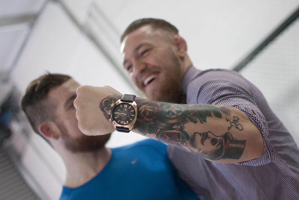 Татуировки макгрегора конора